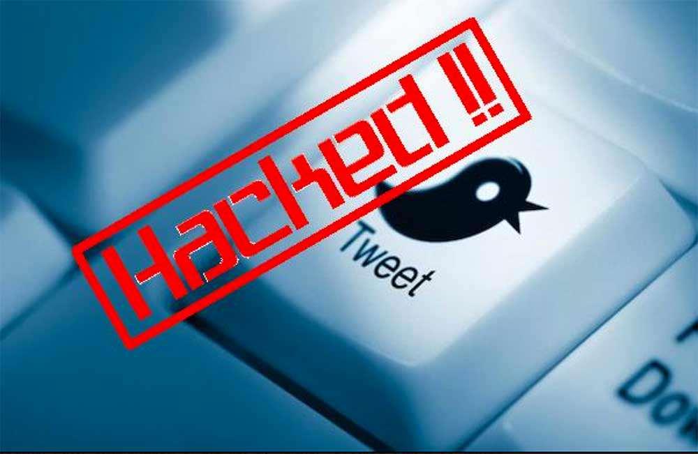 twitter hacking